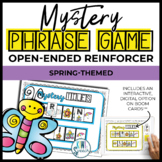Open Ended Speech and Language Tile Game {Spring}