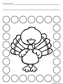 Open Ended Thanksgiving Worksheets {FREEBIE}