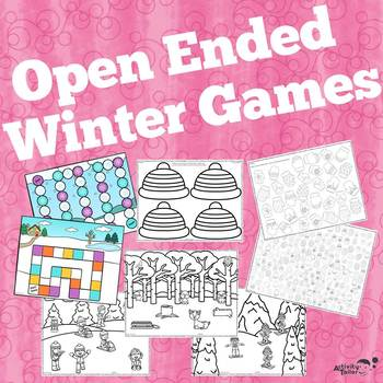 Open Ended Winter Games