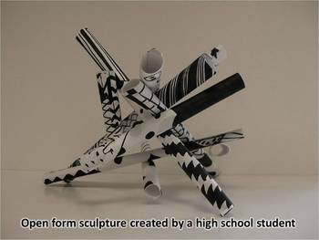 Open Form Sculptures