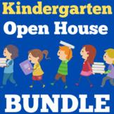 Open House Kindergarten | Printables