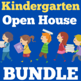 Kindergarten Open House |  Meet the Teacher | Back to Scho
