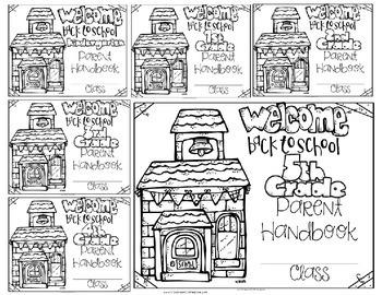 Open House Parent Handbook