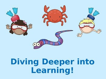 Open House 2015-2016 Diving Theme