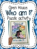 Open House ALL ABOUT YOU Puzzle Project