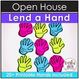 Open House Classroom Donations Activity   Meet the Teacher Lend a Handy Activity