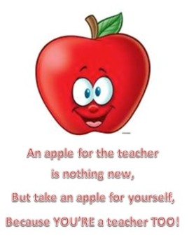 Open House - Apple for the Parent Poem