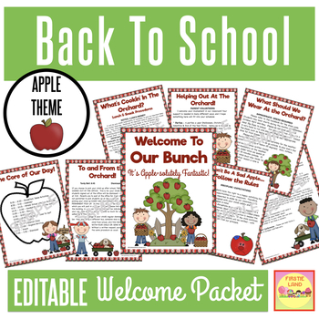 Open House - Back To School Welcome Pack