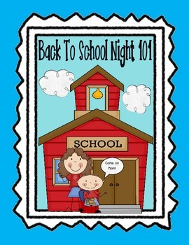 Open House & Back to School Night 101