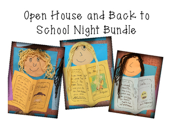 Open House/Back to School Night Bundle