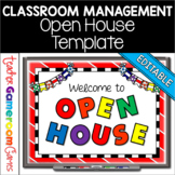 Open House - Back to School Presentation
