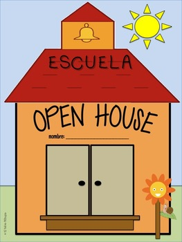 Open House Booklet in Spanish