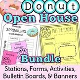 Open House Activities Bundle