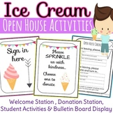 Open House Stations and Activities