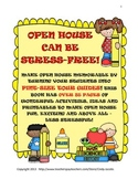 Open House Can Be Stress-Free