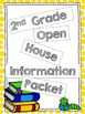 Open House Cover Page Freebie