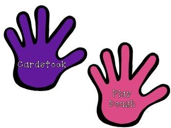Meet the Teacher Donation Hands