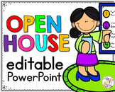 Open House Power Point