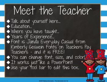 PPT Open House / Back-to-School: Cat-tastical