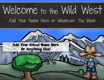 PPT Open House / Back-to-School: Western