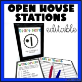 Open House Editable Stations