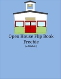 Open House Flip Book Freebie