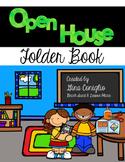 Open House Folder Book