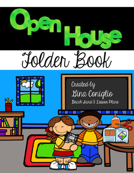 Open House Folder Book