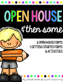 Open House & then some
