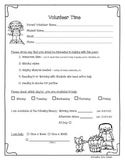 Open House Forms-Parent Volunteer Request and Child Inform