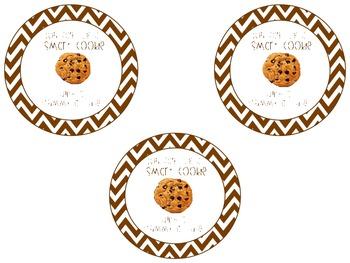 Open House Gift Smart Cookie By Miss Nelson Teachers Pay Teachers