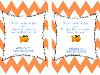 Open House Goldfish Treat