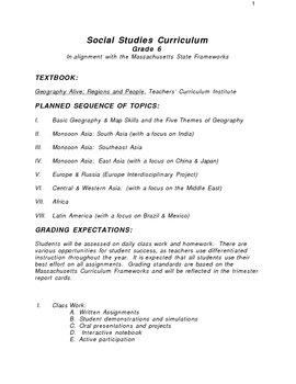 Open House Handbook & Curriculum Syllabus