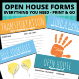 FREE Open House Kit With Forms & Signs
