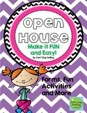 Open House Made Easy and Fun