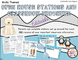 Open House / Meet The Teacher Stations and Brochure - Arct