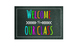 Open House/Meet the Teacher Signs (Bright, Chalkboard, Col