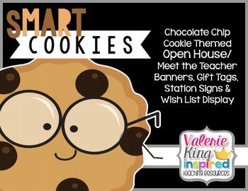 Open House / Meet the Teacher Stations & Decor: Smart Cook