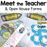 Open House & Meet the Teacher for Back to School | in English & Spanish
