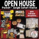 Back to School: Open House Packet