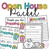 Open House Packet (some editable, print and go)