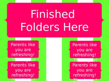 Open House Parent Gift Tags {FREE!!!}