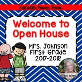 Open House Power Point {editable} FREEBIE