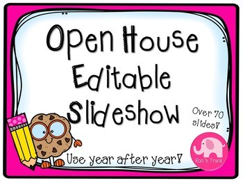 Open House PowerPoint
