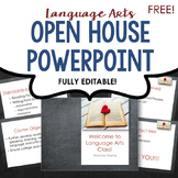 Open House PowerPoint [FREE & FULLY EDITABLE!]