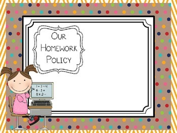 Open House PowerPoint & Print Outs