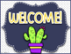Open House~ PowerPoint Slideshow- Cactus Theme