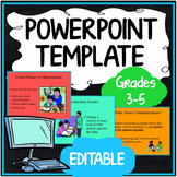 Back to School Night Open House Powerpoint Presentation (Grades 3-5)