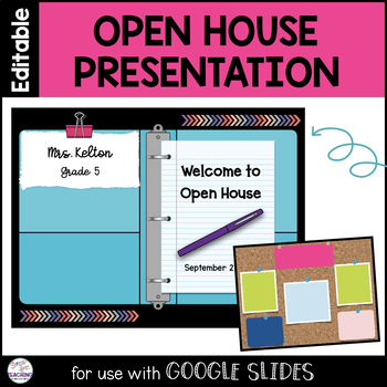Open House PowerPoint Editable Presentation