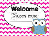 Open House Printables